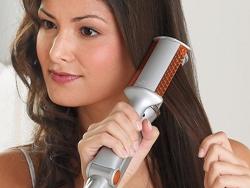 Плойка для выпрямления волос
