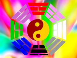 Символ сетки Багуа