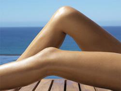 Красивые женские колени
