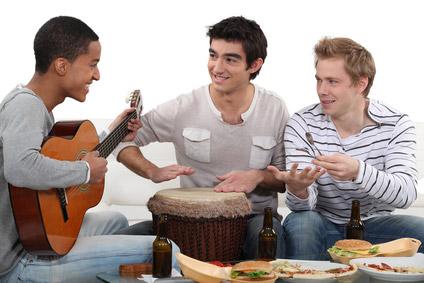 ©Depositphotos/photography33 - Как развлечь гостей за столом?